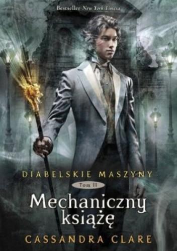 Okładka książki Mechaniczny książę