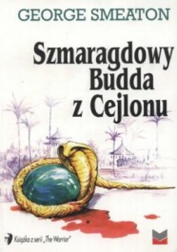 Okładka książki Szmaragdowy Budda z Cejlonu