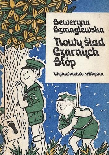 Okładka książki Nowy ślad Czarnych Stóp