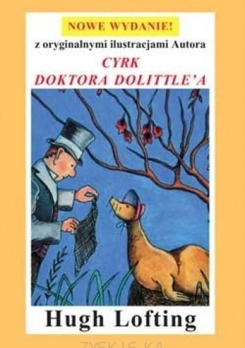 Okładka książki Cyrk Doktora Dolittle'a