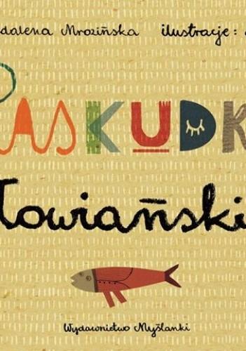 Okładka książki Paskudki słowiańskie