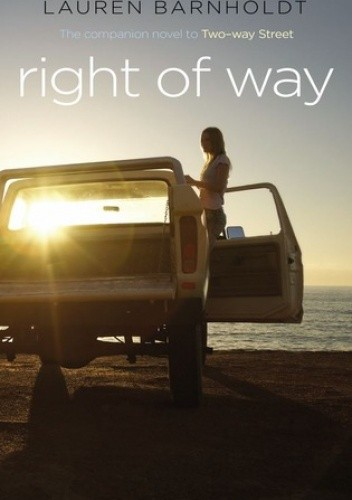 Okładka książki Right of Way
