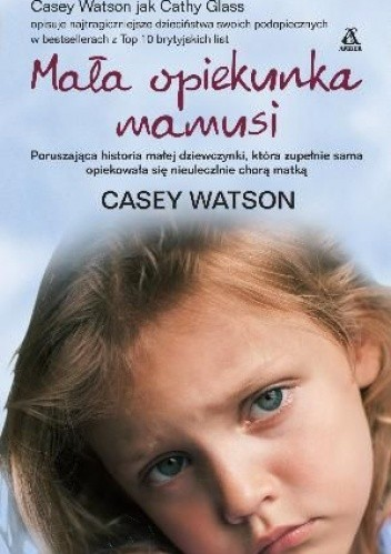 Okładka książki Mała opiekunka mamusi