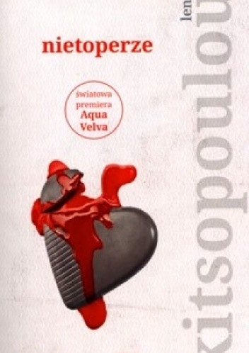 Okładka książki Nietoperze. Aqua Velva