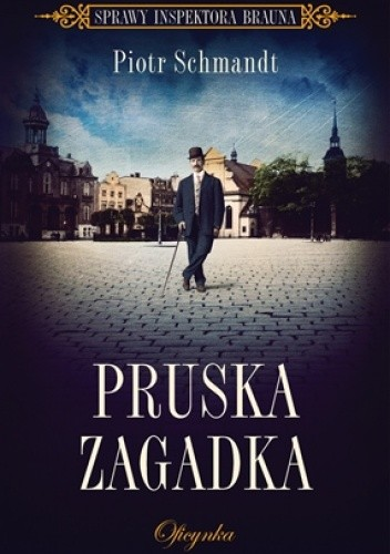 Okładka książki Pruska zagadka