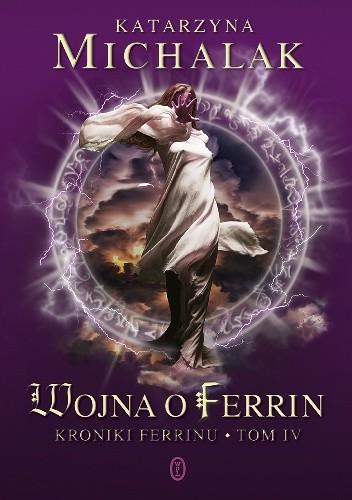 Okładka książki Wojna o Ferrin