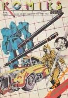 Komiks Fantastyka 2/7 '89 - Publicystyczny