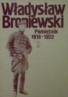 Pamiętnik (1918-1922)
