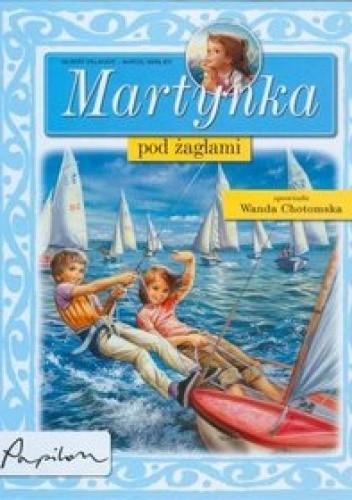 Okładka książki Martynka pod żaglami