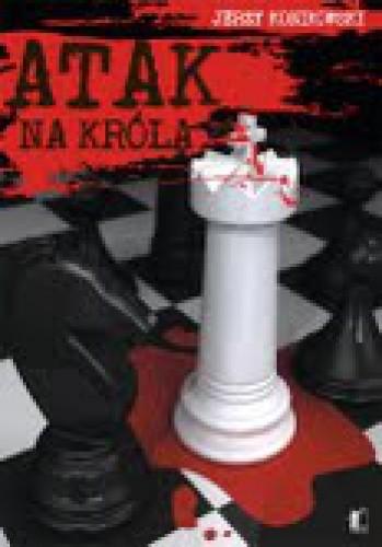Okładka książki Atak na króla