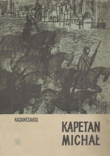 Okładka książki Kapetan Michał