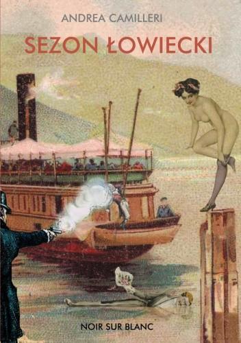 Okładka książki Sezon łowiecki