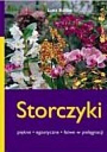 Okładka książki Storczyki