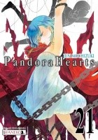 Pandora Hearts: tom 21