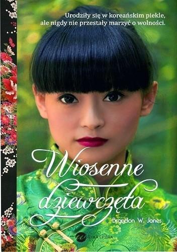 Okładka książki Wiosenne dziewczęta