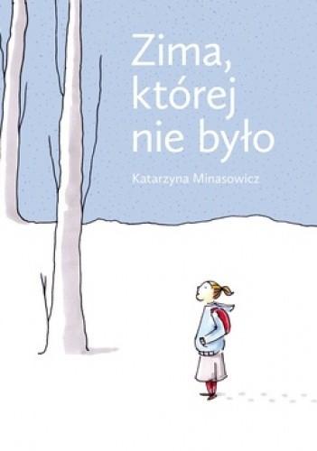 Okładka książki Zima, której nie było