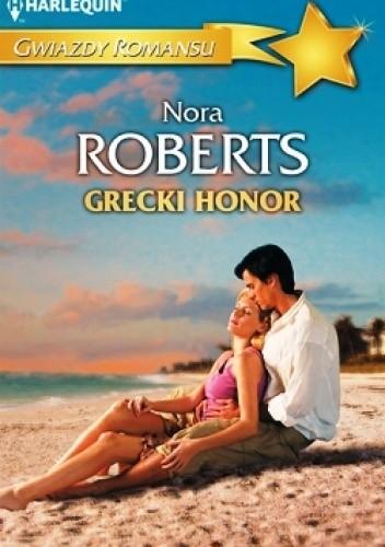 Okładka książki Grecki honor
