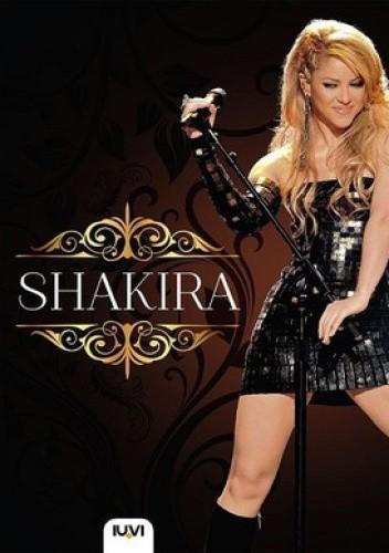 Okładka książki SHAKIRA. Bose stopy, białe sny
