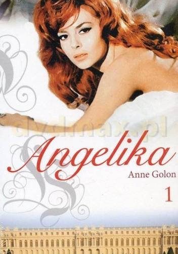 Okładka książki Markiza Angelika cz. 1