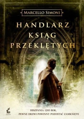 Okładka książki Handlarz ksiąg przeklętych