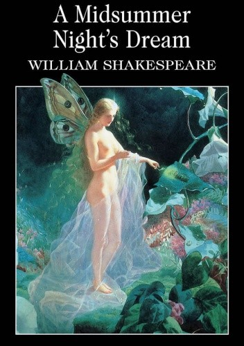 Okładka książki A Midsummer Night's Dream
