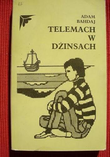 Okładka książki Telemach w dzinsach