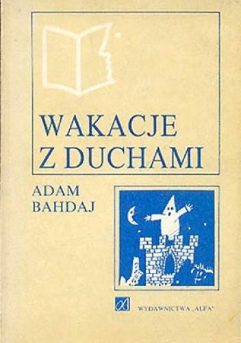 Okładka książki Wakacje z duchami