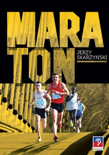 Okładka książki Maraton