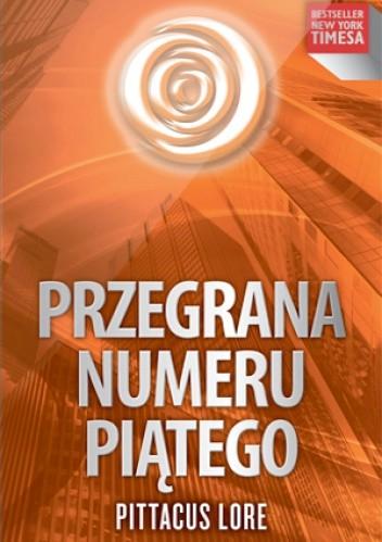 Okładka książki Przegrana Numeru Piątego
