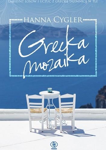 Okładka książki Grecka mozaika