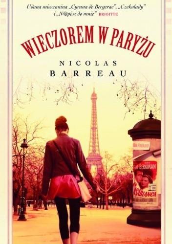 Okładka książki Wieczorem w Paryżu