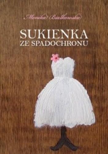 Okładka książki Sukienka ze spadochronu