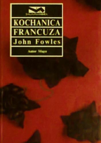 Okładka książki Kochanica Francuza