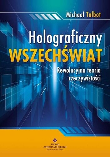 Okładka książki Holograficzny Wszechświat