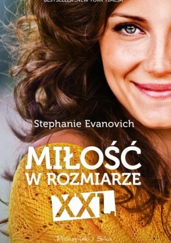 Okładka książki Miłość w rozmiarze XXL