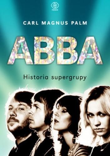 Okładka książki ABBA. Historia supergrupy