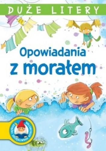 Okładka książki Opowiadania z morałem