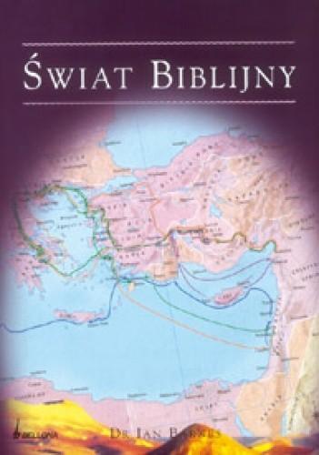 Okładka książki Świat biblijny