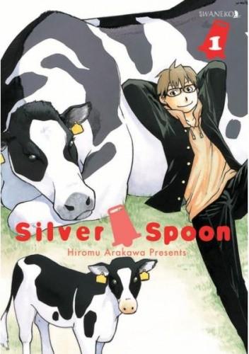 Okładka książki Silver Spoon tom 1