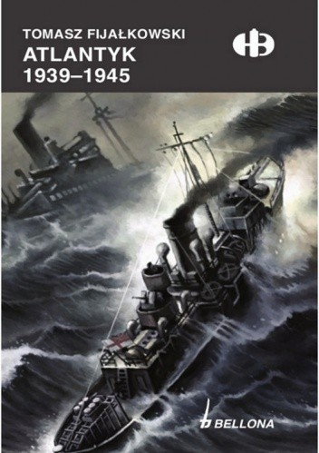 Okładka książki Atlantyk 1939 -1945
