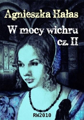 Okładka książki W mocy wichru, cz. II