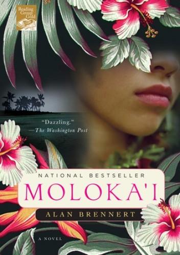 Okładka książki Moloka'i