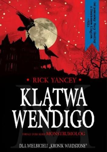 Okładka książki Klątwa Wendigo