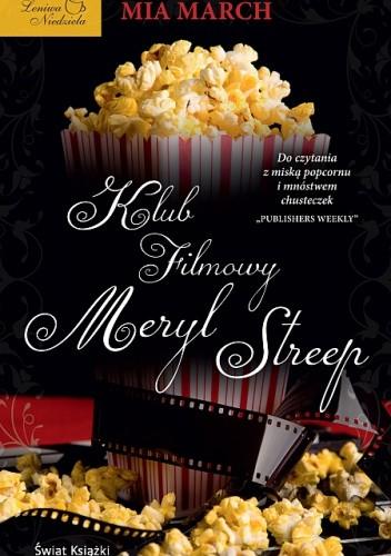 Okładka książki Klub filmowy Meryl Streep
