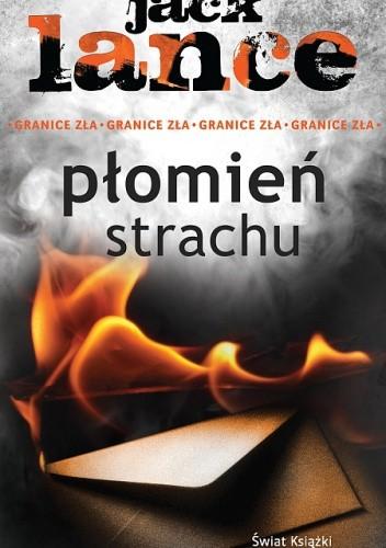 Okładka książki Płomień strachu