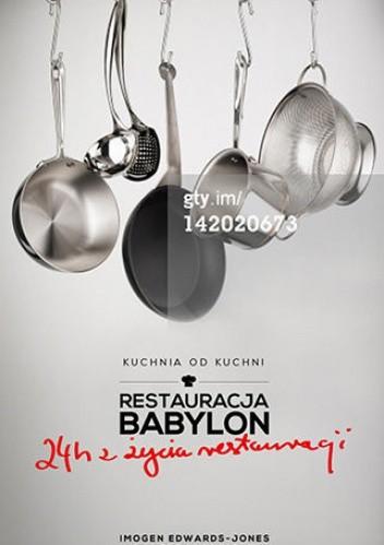 Okładka książki Restauracja Babylon