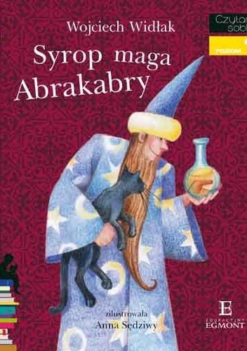 Okładka książki Syrop maga Abrakabry