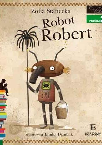 Okładka książki Robot Robert