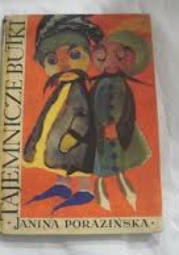 Okładka książki Tajemnicze butki