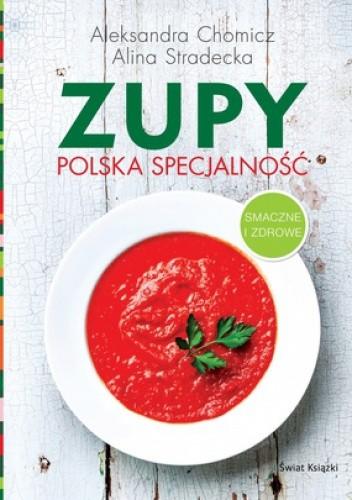Okładka książki Zupy - polska specjalność